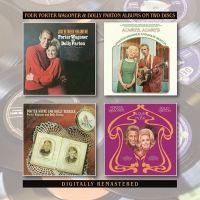 Cover Porter Wagoner & Dolly Parton - Four Porter Wagoner & Dolly Parton Albums On Two Discs [2020]